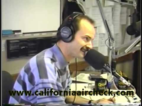 KKLQ Q-106 San Diego Rumble & Murphy 1991 California Aircheck Video
