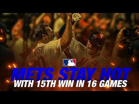 Mets storm back to stun Nats AGAIN!