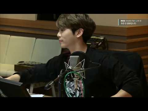 Jonghyun on radio (170208 푸른밤 종현입니다 )