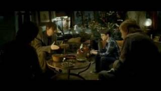 harry potter and the half blood prince lupin tonks and harry scene