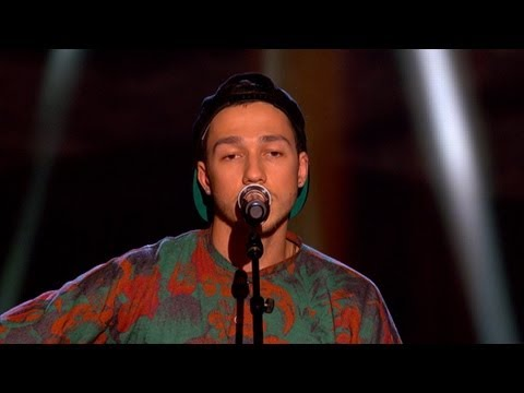 The Voice UK 2013 | Danny County performs 'About You Now' - Blind Auditions 1 - BBC One
