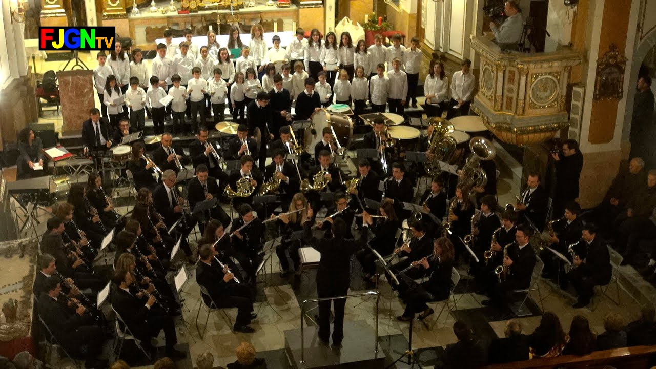 Concierto de Navidad 2014 - La Vilavella