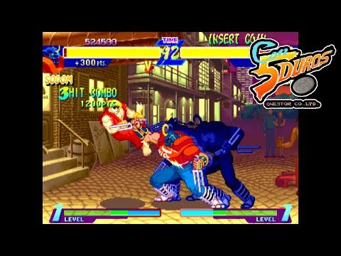 "[BIS] STREET FIGHTER ALPHA: WARRIORS' DREAMS (SODOM) - ""CON 5 DUROS"" Episodio 85 (1cc) (CTR)"