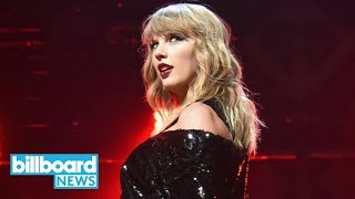 Taylor Swift Shares Instagram Post Reflecting on 2017 | Billboard News