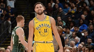 Staying in The Bay: Klay Thompson
