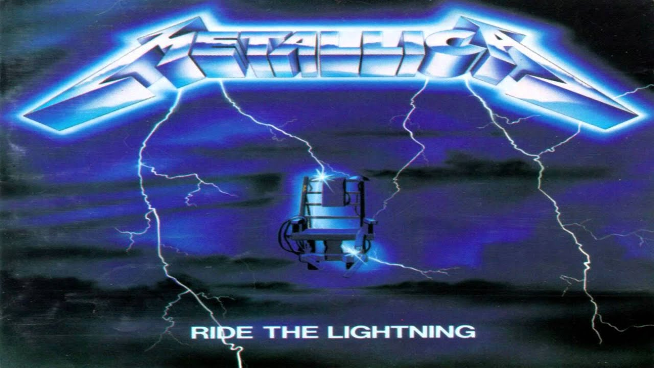 Ride the lightning meaning