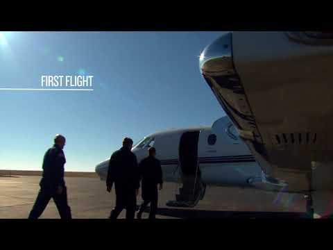 First Flight: G5000 for Citation XLS