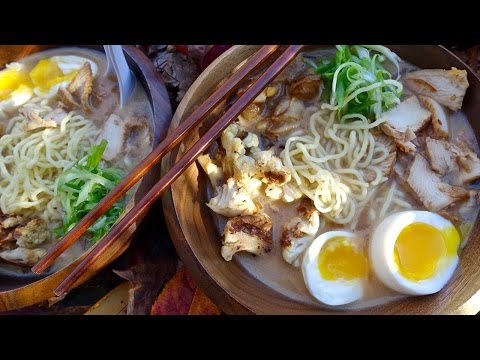 The Complete Guide to Making Vegetarian Ramen