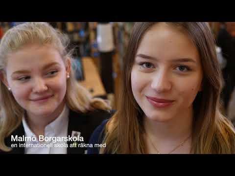 Malmö Borgarskola en internationell skola att räkna med