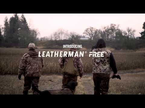 Leatherman Free P4 - Nylon Sheath