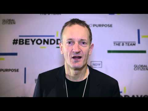 #BeyondDavos - Steve Howard, Chief Sustainability Officer of the IKEA Group