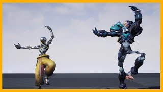 Sigma Performs all Overwatch Dances