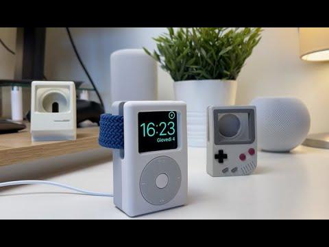 Lo STAND NERD per il TUO Apple Watch