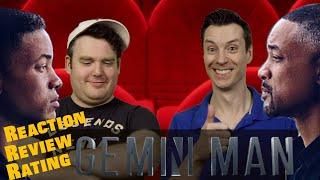 Gemini Man - Trailer Reaction / Review / Rating