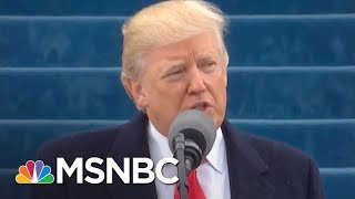 Michael Flynn Sent Text On Russia Minutes Into Donald Trump Presidency | The 11th Hour | MSNBC