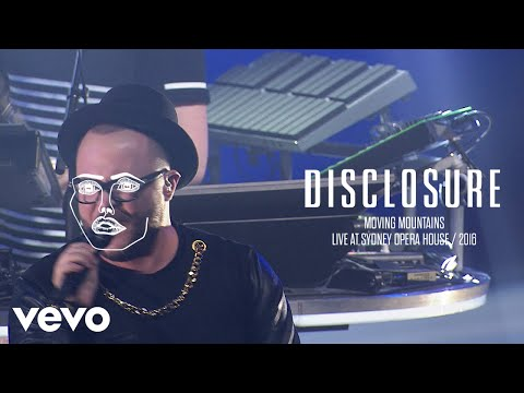 Disclosure - Moving Mountains (Live at Sydney Opera House)