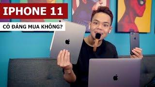 iPhone 11 có đáng mua không? (Oops Banana Vlog #38)