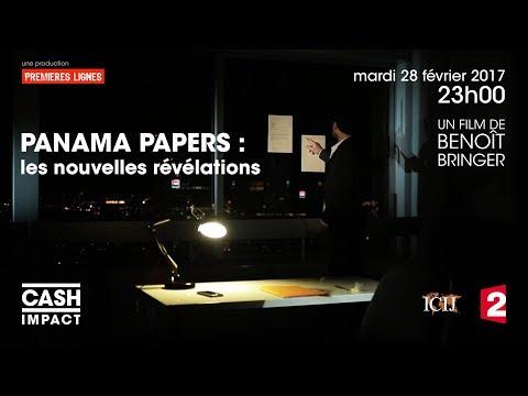 nouvel ordre mondial   Cash Investigation – Les nouvelles révélations des Panama Papers / Cash Impact (Intégrale)