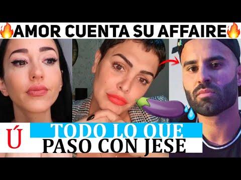 """""""Nos acostamσs"""" Amor destapa su relación con Jese en medio del revuelo con Aurah en La casa fuerte 2"""