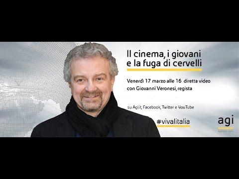 #vivalitalia con Giovanni Veronesi