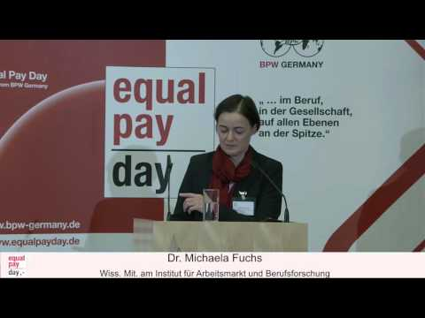 Michaela Fuchs | Equal Pay Day Forum am 10.11.2015 in Frankfurt am Main