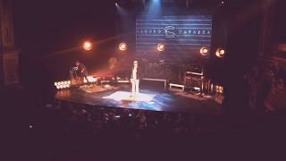 Sandro Cavazza - Without You (Tribute to Avicii) Live Stora Teatern Göteborg 2019-03-19