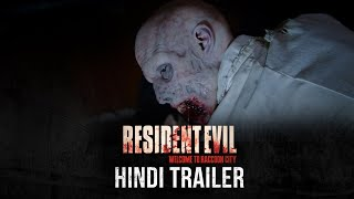 RESIDENT EVIL: WELCOME TO RACCOON CITY Movie Video HD