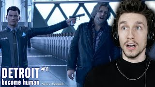 TRYING TO SAVE HANK | Detroit Become Human (#11)