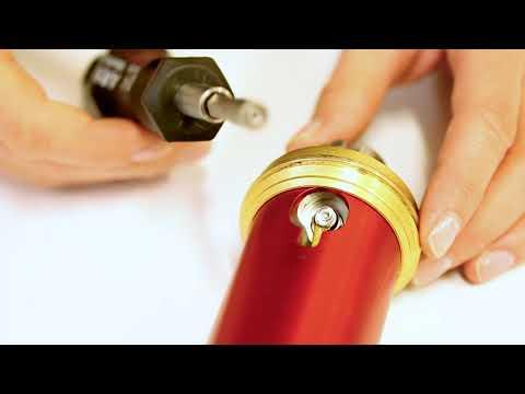 Glow plug exchange at intelligent torch Episode 6