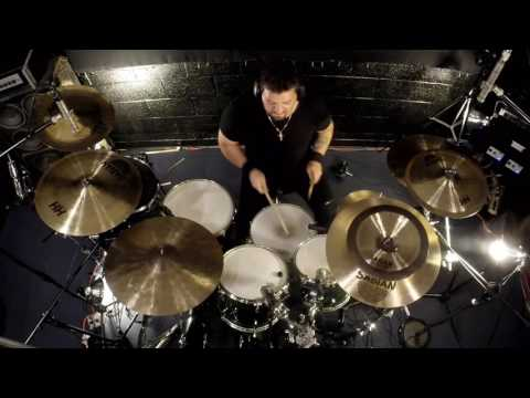 Dave Weckl - Garden Wall (Drum Cover) Sam Aliano