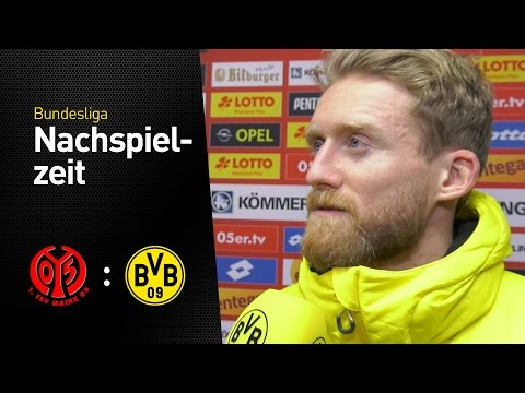 1 Mainz 05 vs Borussia Dortmund