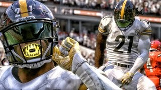 DANCING AGAINST THE CLEVELAND BROWNS! Madden 17 Career Mode Gameplay! Ep. 26