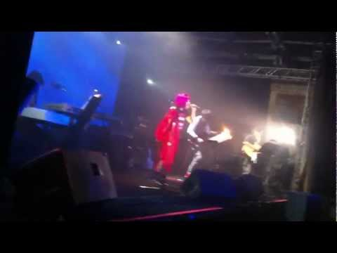 2011/12/24 LaLa徐佳瑩 X'MAS@LIVE 開場曲:GoGo&MeMe - Say Forever