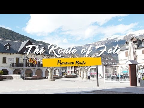 The route of fate: Pyrenean Route