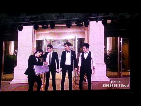 130324 Super Show 5 VCR (Behind The Scene (BTS))