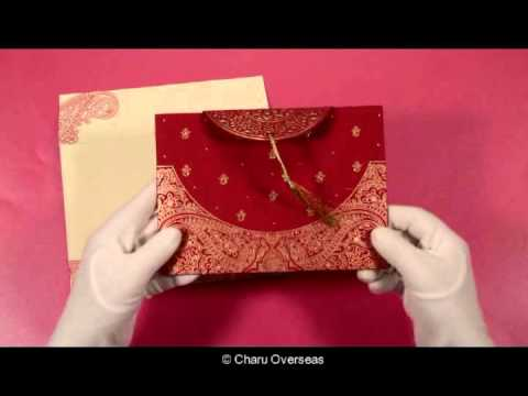 Indian Wedding Cards Video