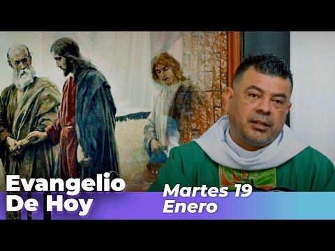 Evangelio De Hoy, Martes 19 De Enero De 2021 - Cosmovision