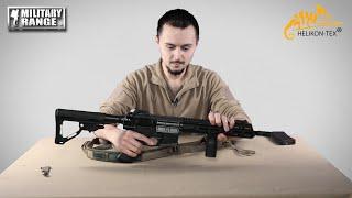 video - Popruh zbraňový HELIKON CARBINE SLING