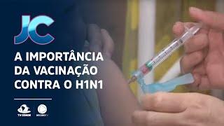 A importância da vacinação contra o H1N1