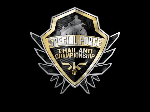 SPECIAL FORCE THAILAND CHAMPIONSHIP 2014 FINAL