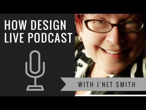 HOW Design Live Podcast Episode 49: J'net Smith on Licensing Opportunities