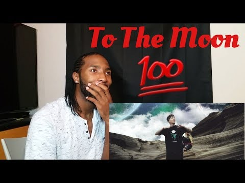 Phora - To The Moon - ( Official Music Video ) Reaction!!