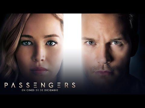 PASSENGERS. Tr�iler Oficial en espa�ol HD. En cines 28 de diciembre.