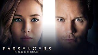 PASSENGERS. Tráiler Oficial en español HD. Ya en cines.