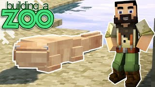 I'm Building A Zoo In Minecraft! - New Exhibit! - EP20
