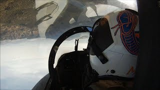 My First Low Level in the Hornet (Scariest flight of my career?)