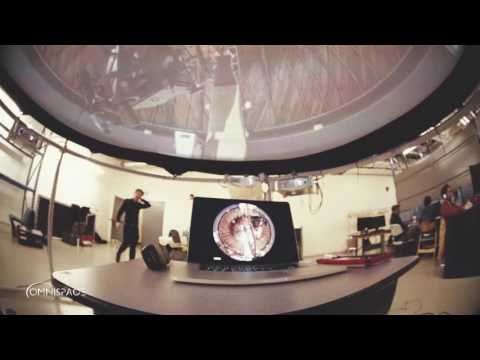 360° Video Dome - Omnispace Reel FX