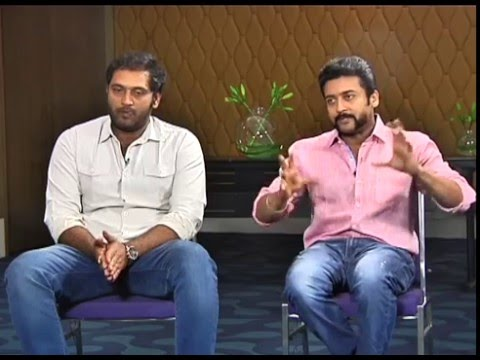 Suriya-and-Ajay-Interview-About-24