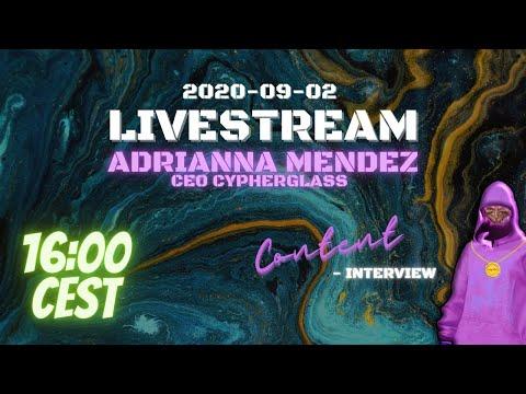 Adrianna Mendez | CEO Cypherglass | Interview