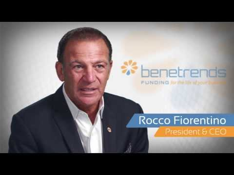 Benetrends- About Us, President & CEO Rocco Fiorentino